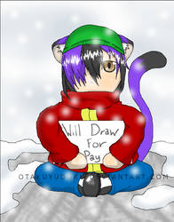 Out Cold Artist by OtakuYudoku