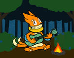 Play us a song Buizel!