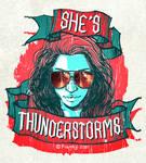 She's Thunderstorm