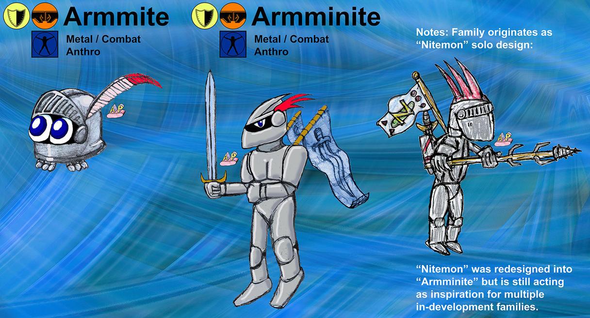 Armmite Family by apcomics