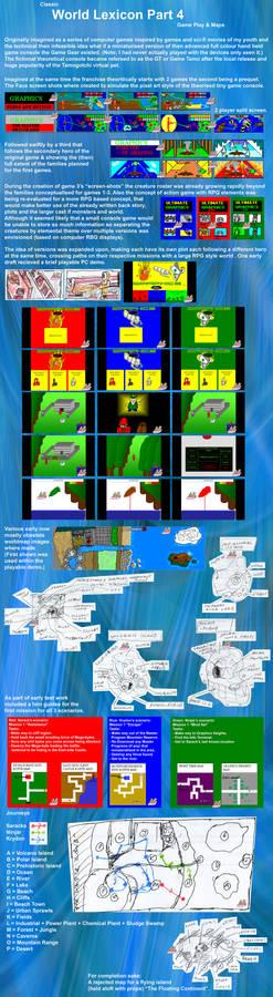 World Lexicon 4 (Game Play +  Maps)