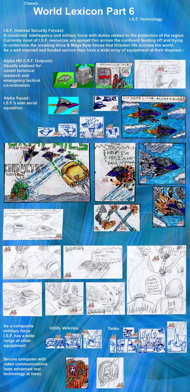World Lexicon 6 (I.S.F. Technology)
