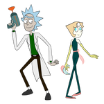 Rick and Pearl