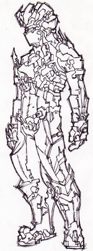 Isaac Clarke Doodle