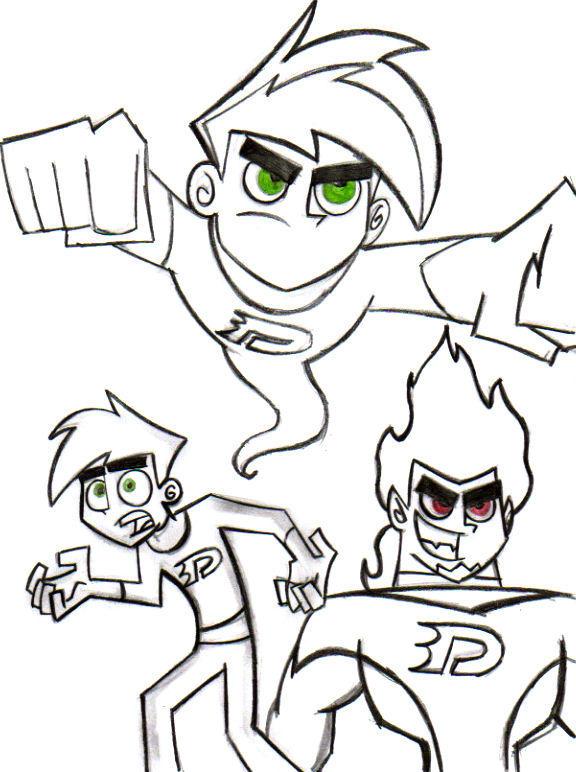 DP sketches by Hades-O-Bannon