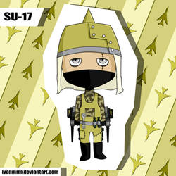 SU-17 Fitter by IvanMRM