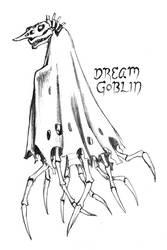Dream Goblin by Lunarsmith