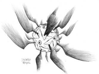Stellated Angel by Lunarsmith