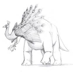 Behemoth Chimaera by Lunarsmith