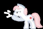 Nurse Redheart - Shhhh