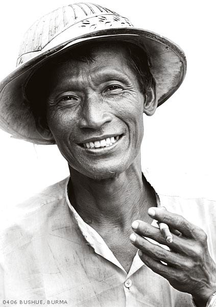 Burmese Cigar by mjbeng
