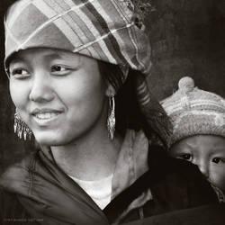 Viet Nam Portrait by mjbeng