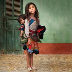 Viet Nam Portrait 2 by mjbeng