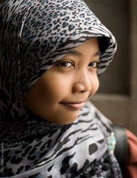 Jakarta Portrait by mjbeng