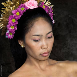 Bali Portrait by mjbeng