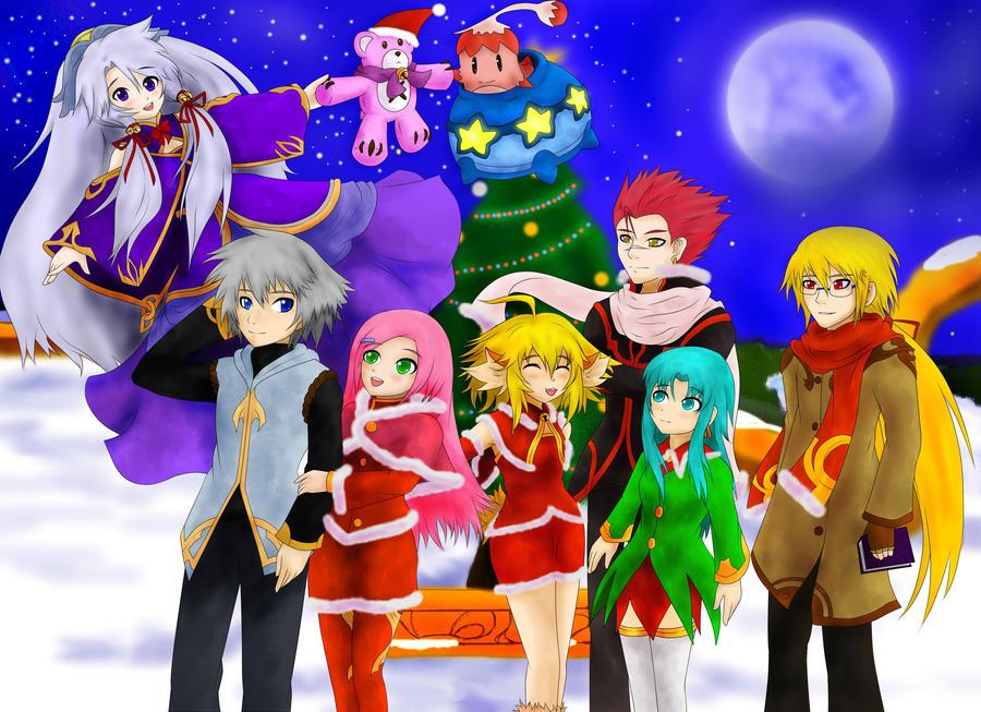 Christmas Time by Jarel-Sayalang