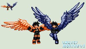 WIP : Prismal Wings