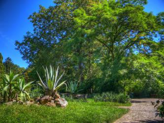 The Secret Garden by manu666tb