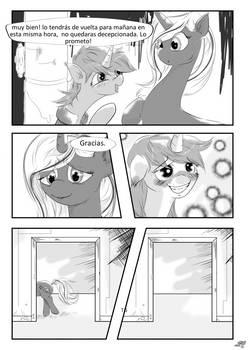 Fallout Equestria Comic Pagina 7 Cap 1 Spanish