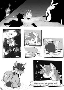 Fallout Equestria Comic Pagina 15 Cap 2 Spanish