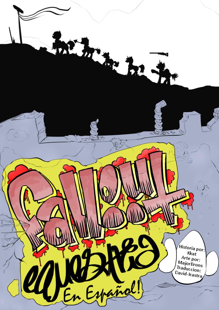 Fallout Equestria Comic Pagina 23 Cap 2 Spanish