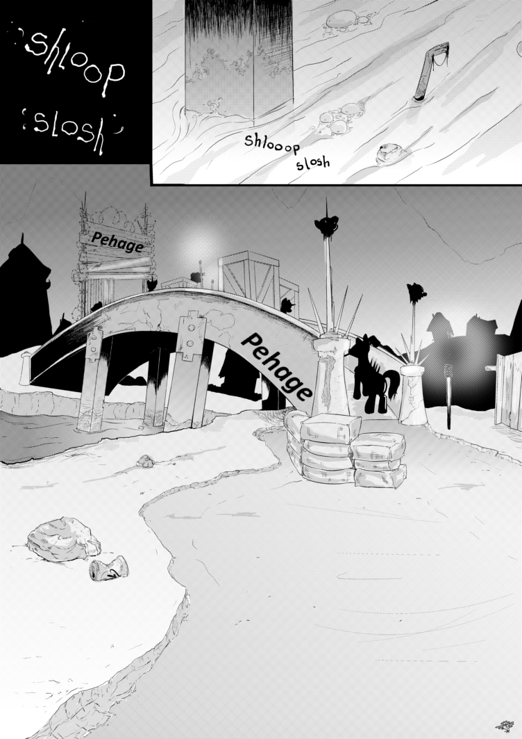 Fallout Equestria Comic Pagina 24 Cap 2 Spanish