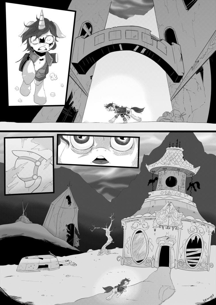 Fallout Equestria Comic Pagina 56 Capitulo 2