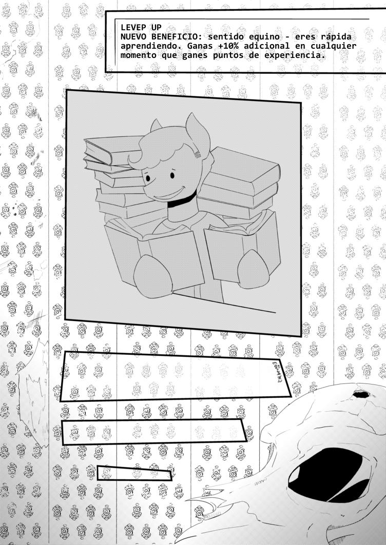 Fallout Equestria Comic Capitulo 2 Pie de Nota