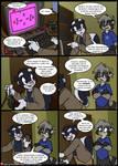 Sabrina Online Skunk Day 16 spanish