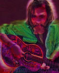 Charlie Manson with Guitar by mildpatrick70