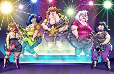 Misfits or Misfats by Knightmare10880