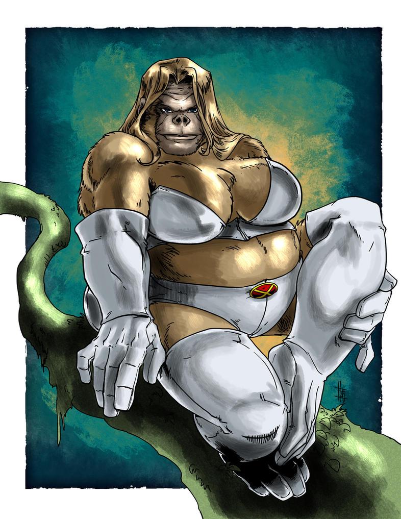 Tag: Gorilla - Hentai Galleries -