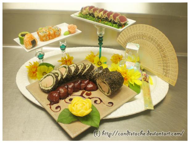 Shupah Mini Buffet by Candistache