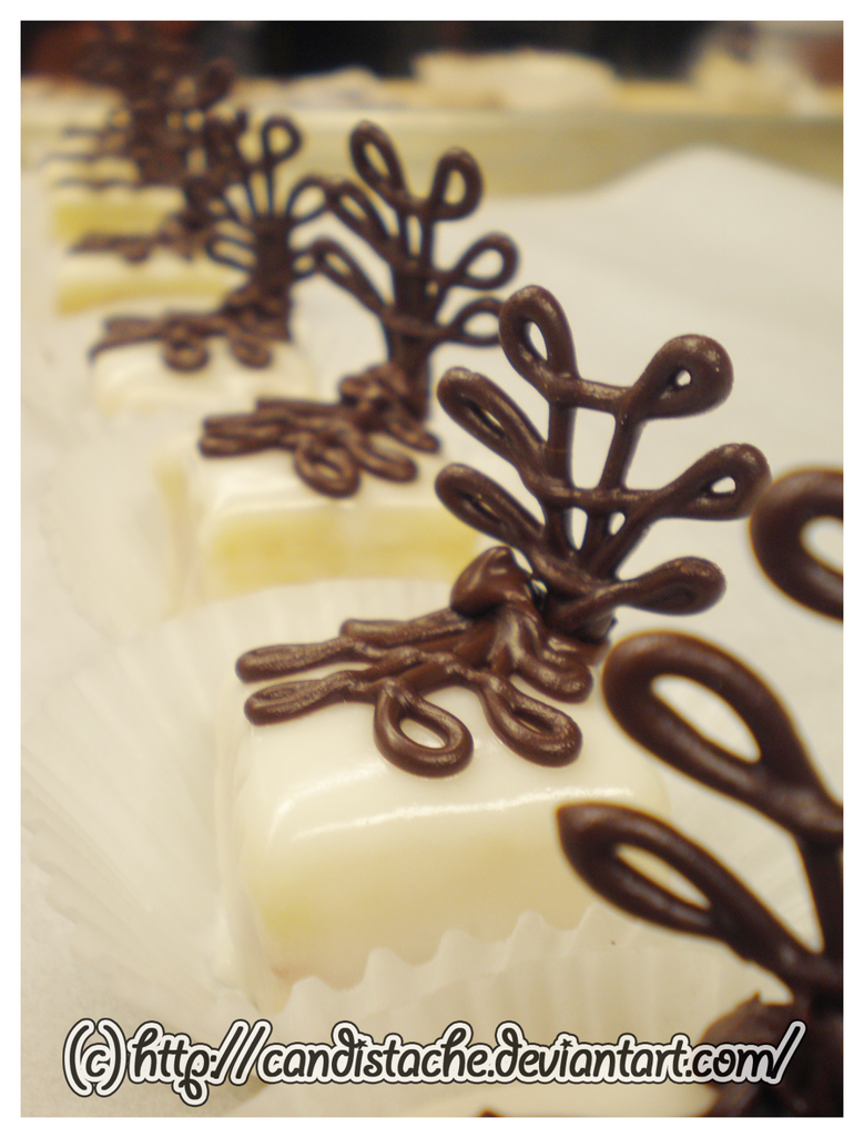 Petits Fours by Candistache