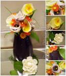 Vegetable Bouquet by Candistache