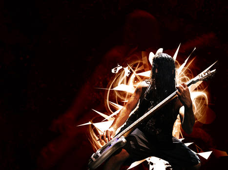 Metallica Robert Trujillo Wallpaper