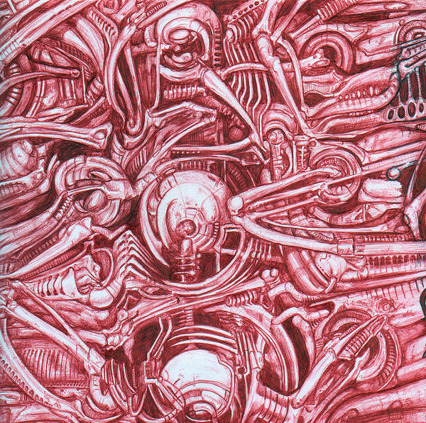 Biomechanical wall by biomechanoid56