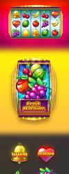 Fruit Machine by SandraHaro