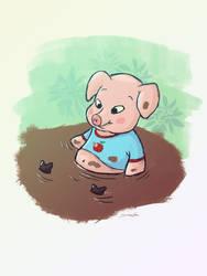 Piggy Peto by SandraHaro