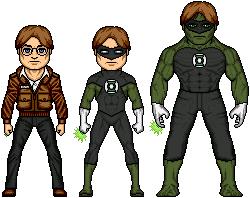 Green Goliath - Green Lantern + Hulk Amalgan by AlphaHero19
