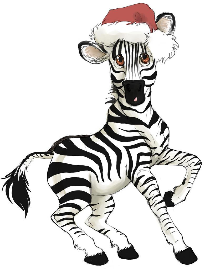 Sketch Trade Zebra by xKaseix