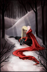 Wary Tales: Red Riding Hood