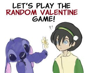 Special Valentine's Crack Pairing Game Stream: OFF by kaseylsnow