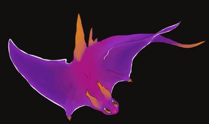 006: Sagaminopteron Ornatum by kaseylsnow