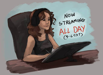 Special All Day Stream 7/29!