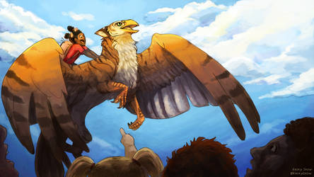 Take Your Gryphon to School Day
