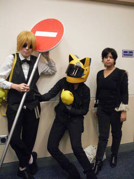 Celty for real