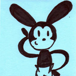 Oswald Dooodle!!! this picture is beautiful!