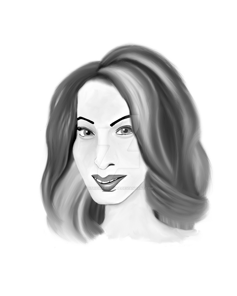 Portrait by ditriemariebowie