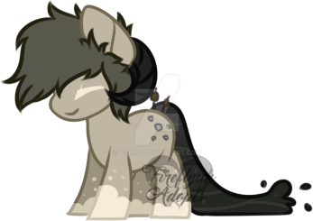 [CLOSED] Mud child (WaterGarden CS) by Fireflys-Adopts